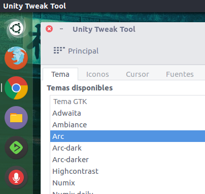 Presume de Arc GTK Theme en tu Ubuntu 16.04 Xenial (Cómo instalarlo ...