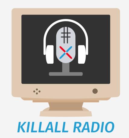 killall-radio