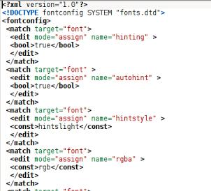 Consigue un renderizado de fuentes perfecto en tu distro Linux